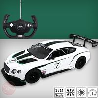 【瑪琍歐玩具】1:14 Bentley Continental GT3