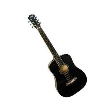 『BABY 旅行吉他』GW-132BK 小吉他 / 34吋 黑色