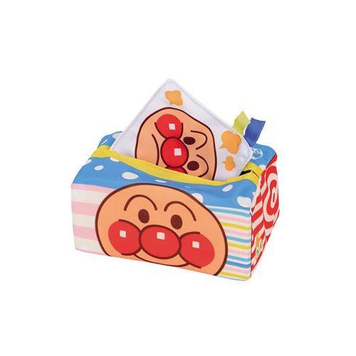 《 日本麵包超人 》卡通動漫系列 - ANP 兒童布製面紙玩具