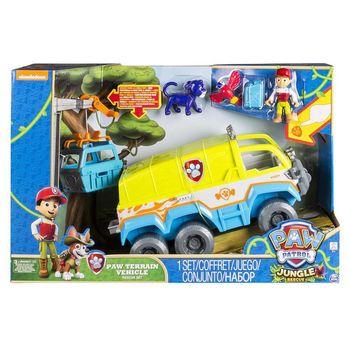《 汪汪隊立大功 》兒童卡通玩具 - Paw Patrol 汪汪越野車