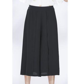 QWI設計師款超顯瘦造型寬褲裙