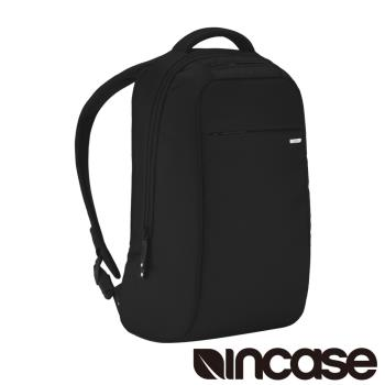 【Incase】ICON Lite Backpack 15吋 超輕量筆電後背包 (黑)