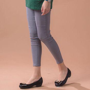 DECOBA日本系彈性360度顯瘦褲四件組-,