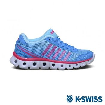 K-Swiss X Lite Athletic CMF運動鞋-女-藍/紫