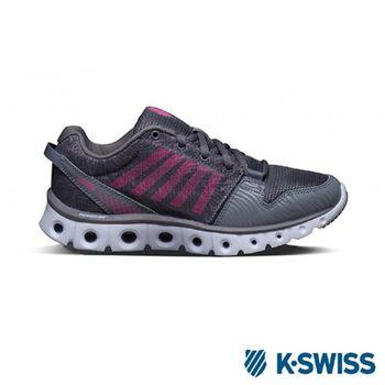 K-Swiss X Lite ST CMF全方位運動鞋-女-炭灰/桃紅