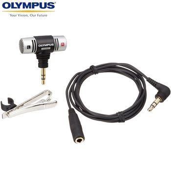 奧林巴斯Olympus原廠多功能領夾式麥克風單一指向性麥克風收音錄音麥克風ME51SW