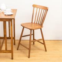 Bernice-蘭森實木吧台椅/吧檯椅/高腳椅