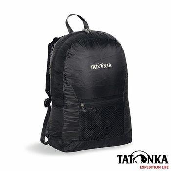 TATONKA SUPERLIGHT 隨身摺疊收納背包 (18L)(黑色)