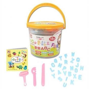 【兒童美創】3Q小麥黏土(歡樂ABC)