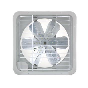 永用12吋鋁葉吸排兩用通風扇(電壓220V) FC-312A-2