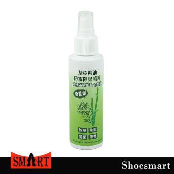 【鞋之潔】SHOESMART ck204茶樹精油防霉除臭噴霧 澳洲茶樹萃取 鞋全家福熱銷