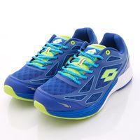 Lotto樂得-酷炫藍飛鞋款-MR2676藍(男款)