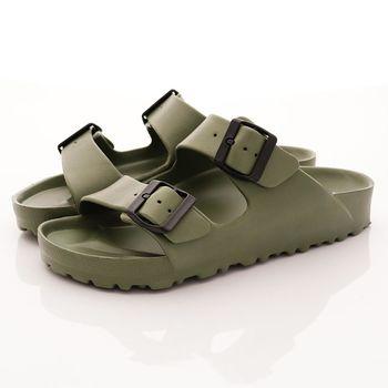 Lotto樂得-時尚輕量脫鞋款-MS5575綠(男款)
