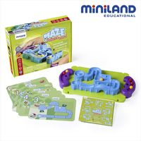 【西班牙Miniland】迷宮平衡板