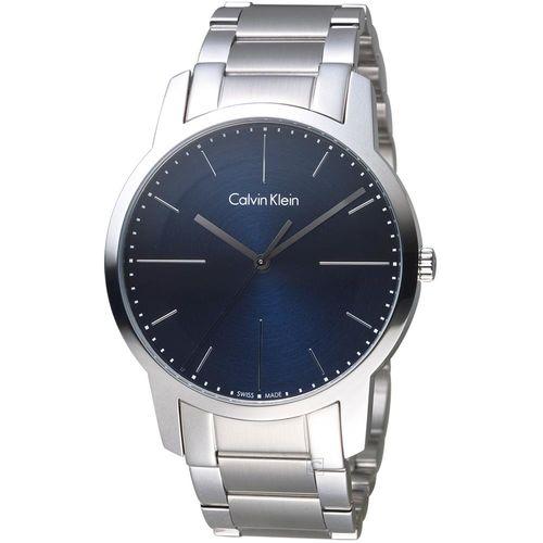 Calvin Klein CK  K2G2G1ZN  都會系列簡約時尚腕錶