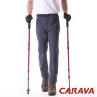 CARAVA《男款彈性排汗休閒褲》