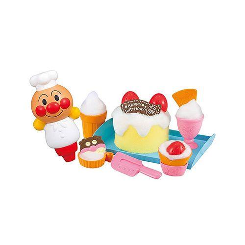 【 日本麵包超人 】卡通動漫系列 - ANP 洗澡玩具 ( 冰淇淋 / 泡泡 )