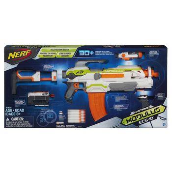 【 美國 Hasbro / NERF 樂活打擊 】自由模組系列 - ECS 射擊槍