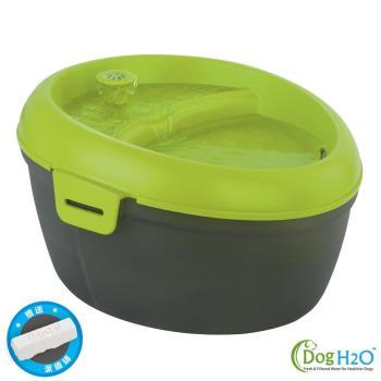 【DOGCAT】H2O有氧濾水機 電動飲水器-大 6L