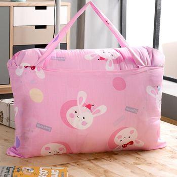 DON妮妮小兔 多功能冬夏兩用鋪棉兒童睡袋