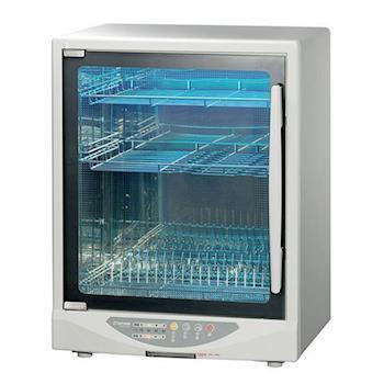 大同80公升三層式紫外線抑菌烘碗機TMO-D752S