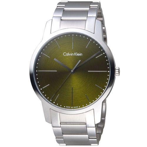 Calvin Klein CK K2G2G14L  都會系列簡約時尚腕錶