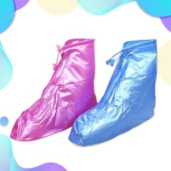 糊塗鞋匠 優質鞋材 G63 防雨鞋套 2雙