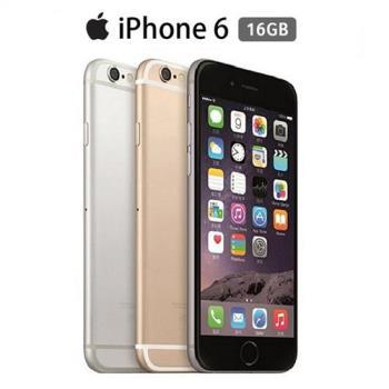 福利品 Apple  iPhone 6  4.7吋 16GB 智慧型手機