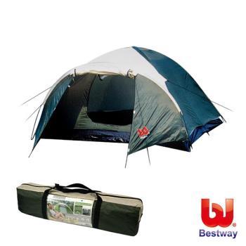《哈街》Bestway。83X94X51吋單門四人帳篷
