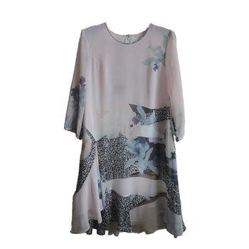 【龐吉 PANGCHI】輕盈渲染風洋裝
