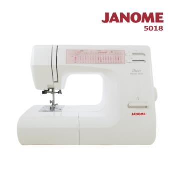 JANOME 5018 日本車樂美機械式縫紉機