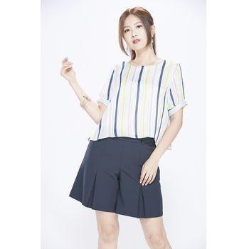夏朵外銷嚴選3D立體顯瘦褲裙-1入