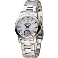 精工  SRKZ61J1 SEIKO Premier 經典閃耀小秒針時尚腕錶 6G28-00T0M