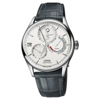 Oris Artelier Calibre 112 十日動力儲存手動上鏈機械錶 42mm 0111277264051-Set12371FC