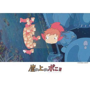 【進口拼圖】宮崎駿系列-懸崖上的波妞 108片 108-293