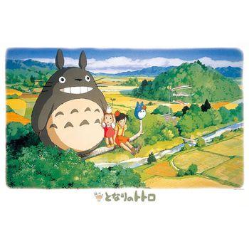 【進口拼圖】宮崎駿系列-龍貓 五月天氣晴朗的日子 1000片 1000-211