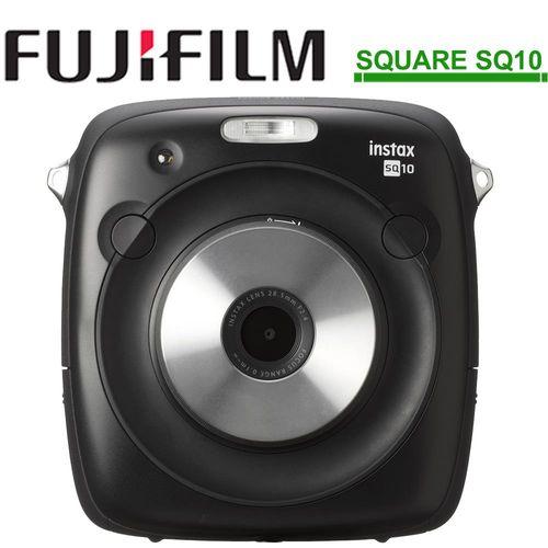 【送底片】FUJIFILM instax SQUARE SQ10 方形拍立得相機(公司貨)