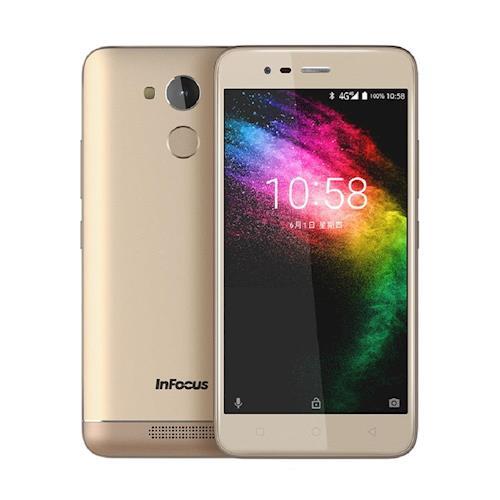 InFocus M5s 3G/32G 四核5.2吋 雙卡智慧手機