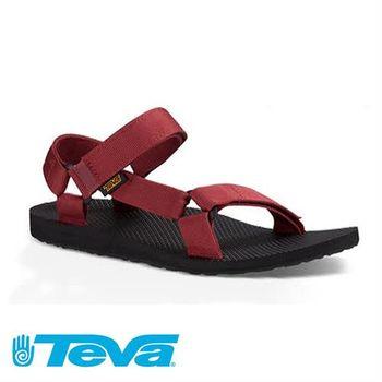 TEVA ORIGINAL UNIVERSAL 設計師聯名款 經典織帶涼鞋 男(TV1004006BRIC)