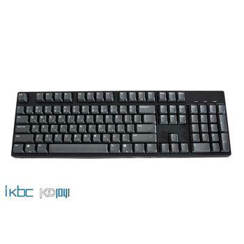 ikbc KD104 黑軸 cherry 電競機械鍵盤
