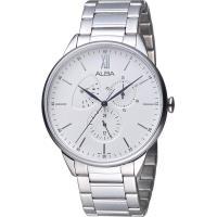 ALBA 雅柏 都會時尚腕錶 VH88-X002S AZ8009X1