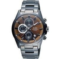 雅柏 ALBA ACTIVE 潮流運動計時腕錶 VD57-X081U AM3349X1