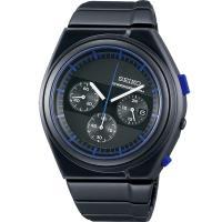 精工 SEIKO X GIUGIARO SPIRIT 聯名限量計時腕錶 7T12-0CG0B SCED061J