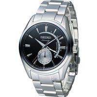 精工 SEIKO Presage 中央動力儲存顯示機械腕錶 4R57-00A0D SSA305J1