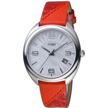 芬迪 FENDI Momento系列放射紋飾腕錶 F217034573
