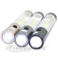 omax多用途磁性手電筒照明燈-2入(顏色隨機)