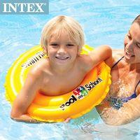【INTEX】游泳學校POOL SCHOOL-STEP 2游泳圈3-6歲 (58231)