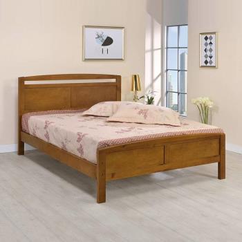 Homelike 貝霖香床架組-雙人5尺(不含床墊)