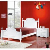 【時尚屋】[MT7]歐式3.5尺白色加大單人床MT7-187-3不含床頭櫃-床墊/免運費/免組裝