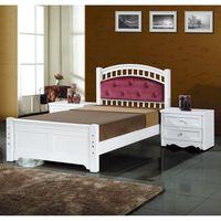【時尚屋】[MT7]艾利克3.5尺加大單人床MT7-186-2不含床頭櫃-床墊/免運費/免組裝